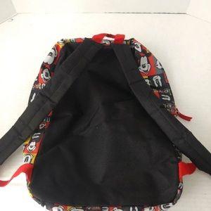 Disney Bags - Walt Disney World Mickey Mouse Backpack POP ART